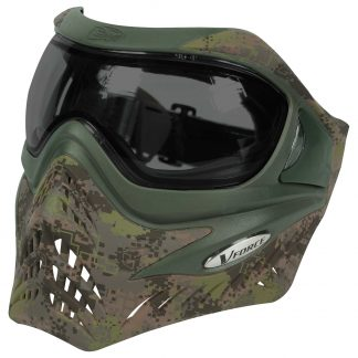 V-force grill HDE camo paintball maszk
