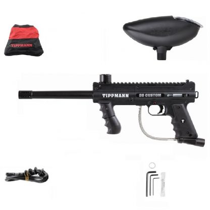 Tippmann 98 paintball puska